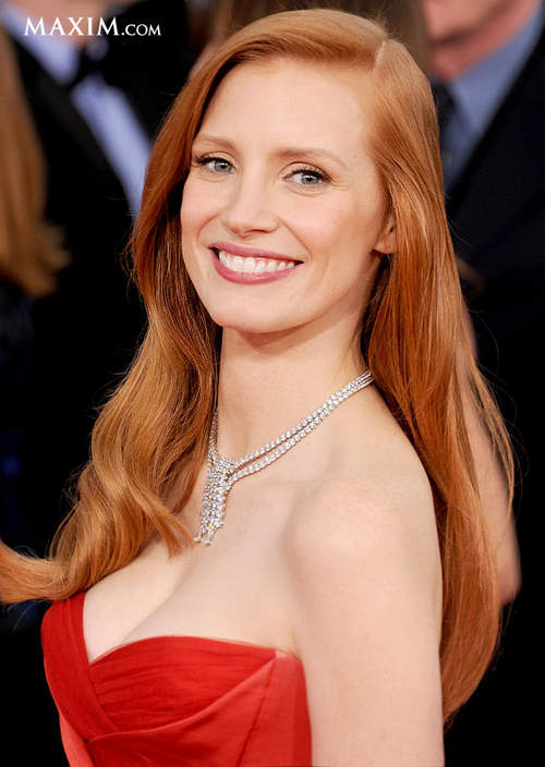 Jessica Chastain Height Weight Body Statistics - Healthy Celeb Jessica Chastain