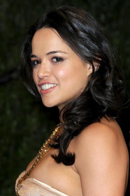 Michelle Rodriguez Bra Size