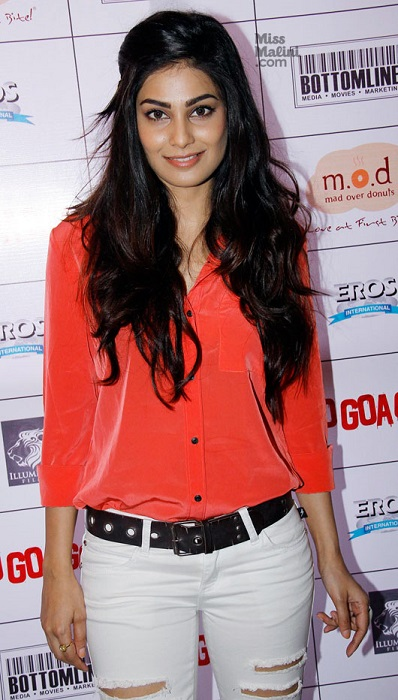 Puja Gupta premiere of Go Goa Gone