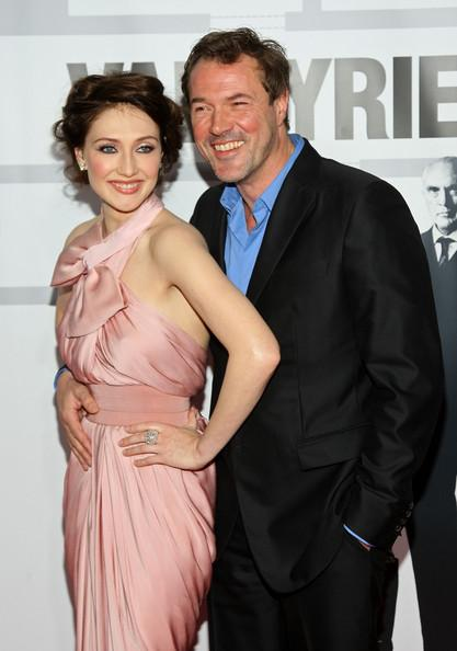 Sebastian Koch and Carice van Houten