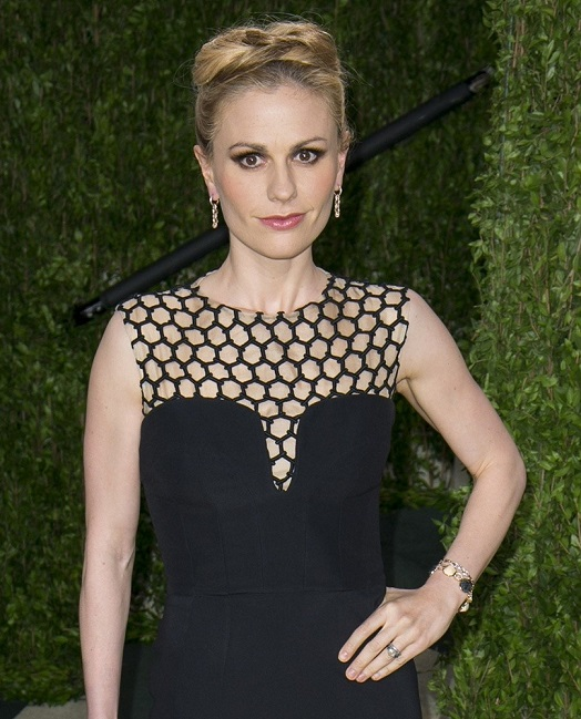 Anna Paquin at 2013 Oscars Party