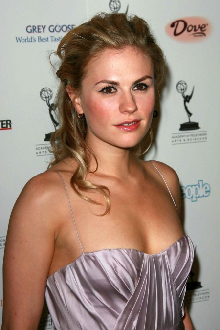 Young Anna Paquin