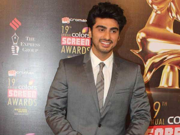 arjun kapoor weight