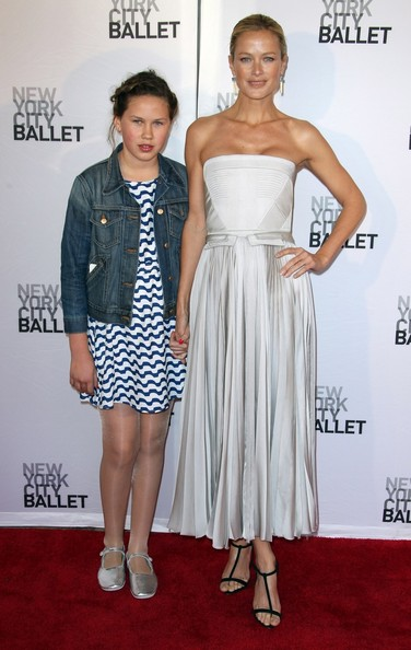 carolyn murphy with daughter dylan