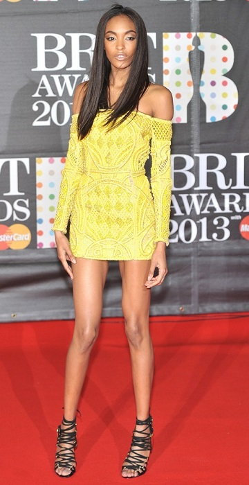jourdan dunn height