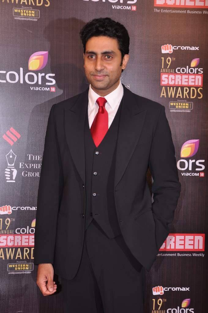 Abhishek Bachchan Height