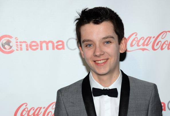 Asa Butterfield during CinemaCon