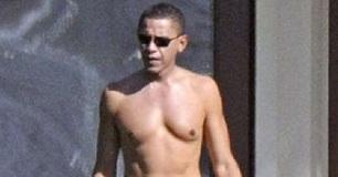 Barack Obama body