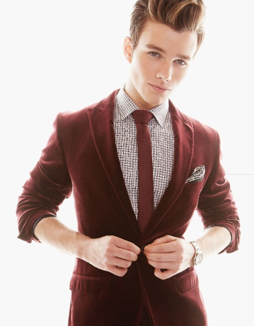 Chris Colfer Height Weight Body Statistics Boyfriend ...