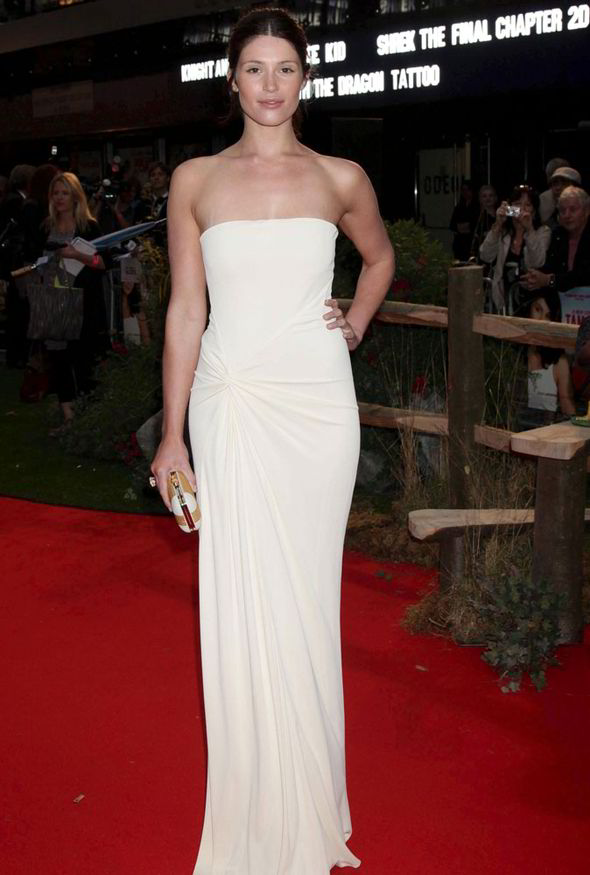 Gemma Arterton Height