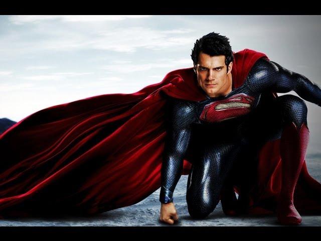 Henry Cavill for Man of Steel