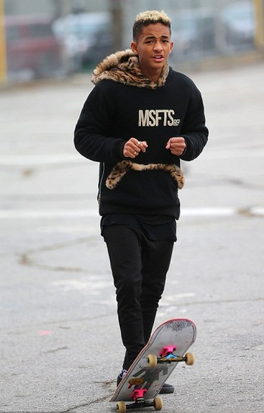 Jaden Smith Jumper 2013