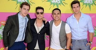 James Maslow Big Time Rush Boyband