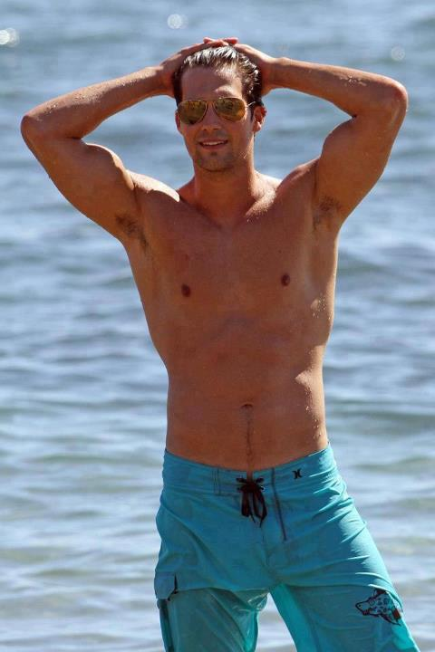 James Maslow Body Shirtless