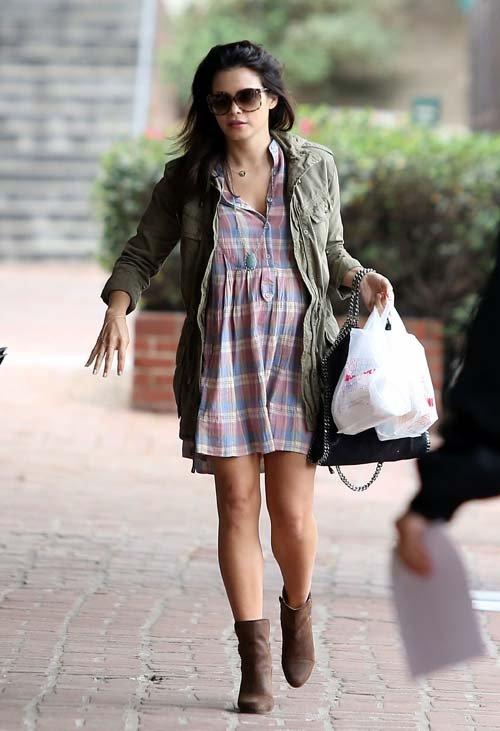 Jenna Dewan-Tatum Baby Bump
