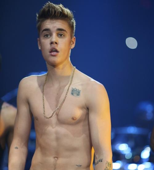 Justin Bieber Fitness