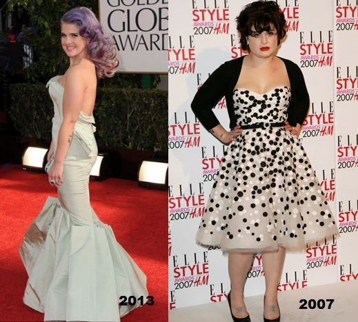 Kelly Osbourne Workout