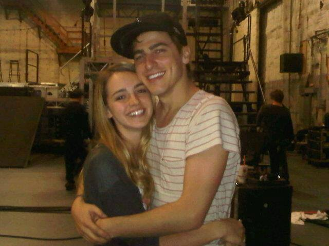 Kendall Schmidt girlfriend Katelyn Tarver