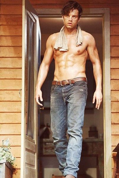 Sebastian Stan Body 2013