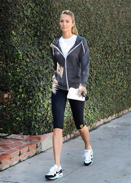Stacy Keibler Workout Gear