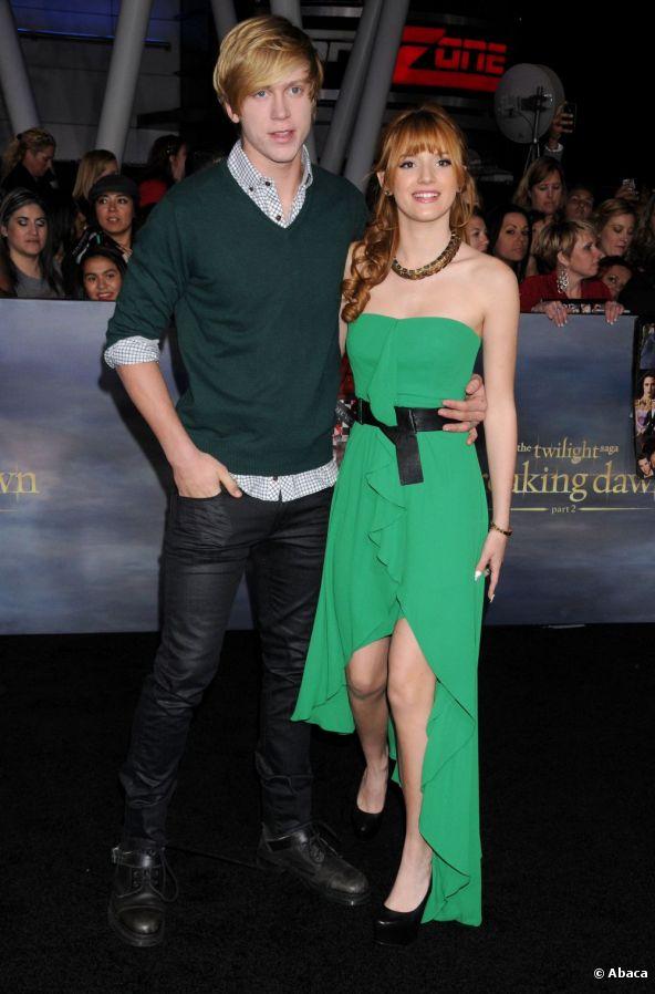 Bella Thorne boyfriend Tristan Klier