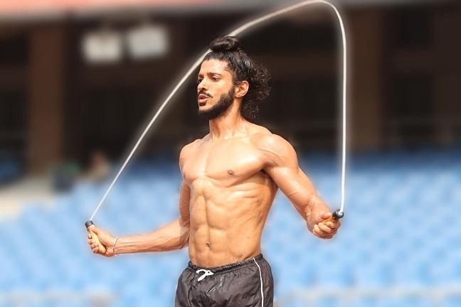 farhan akhtar rope skipping-bhaag-milkha-bhaagjpg