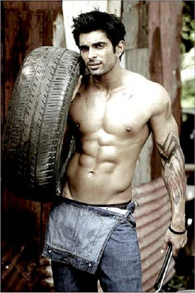 karan singh grover body workout