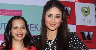Kareena Kapoor with celebrity nutritionist Rujuta Diwekar