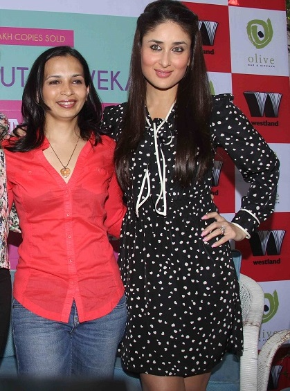 Kareena Kapoor with Rujuta Diwekar