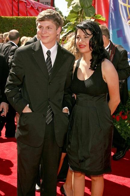 Alia Shawkat and Michael Angarano