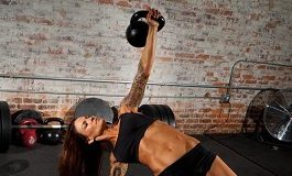 Amy Dumas Lita Workout Moves