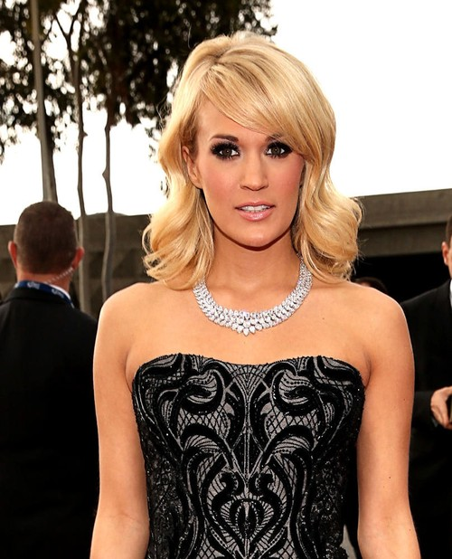 e2a3c37299f78 Carrie Underwood Height Weight Body Statistics - Healthy Celeb