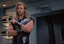 Chris Hemsworth Workout for Thor