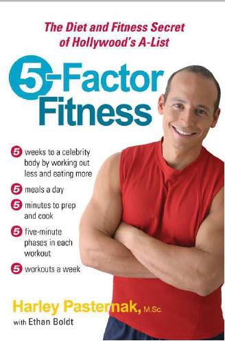 Harley Paternak 5 Factor Diet