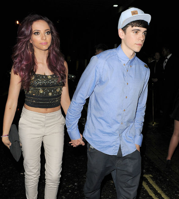 Jade Thirlwall boyfriend Sam Craske