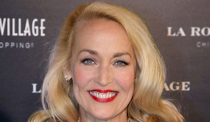Jerry Hall workout and diet