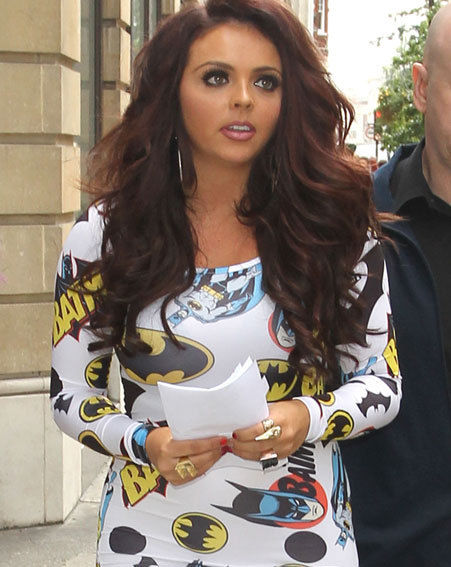 Jessica Louise Nelson from Little Mix