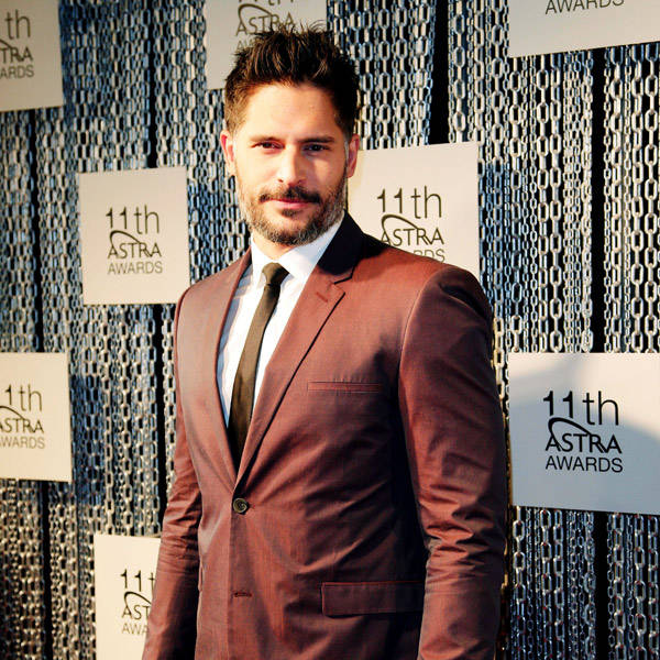 Joe Manganiello hot