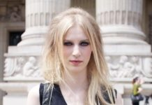 Julia Nobis smoky eyes