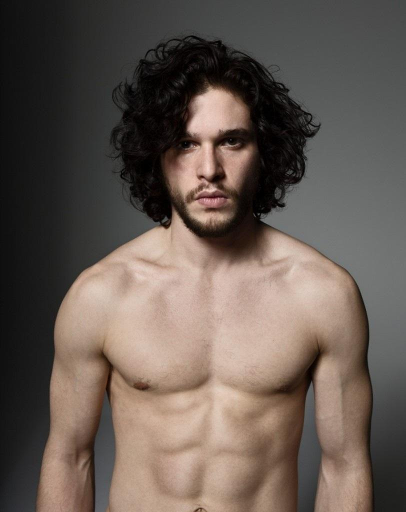 Kit Harington body