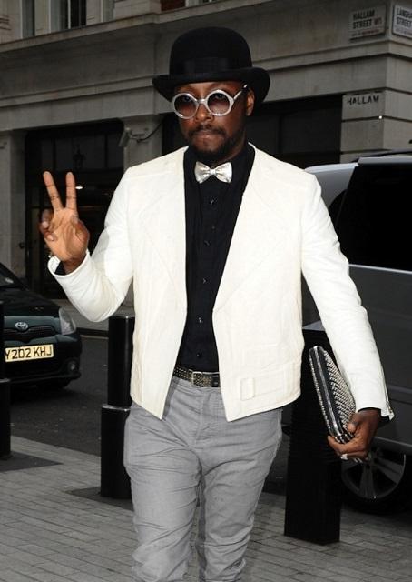 Will.i.am Black Eyed Peas