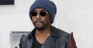 Will.i.am in goggles