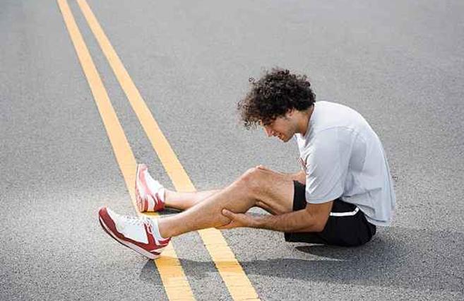 Workout Injuries