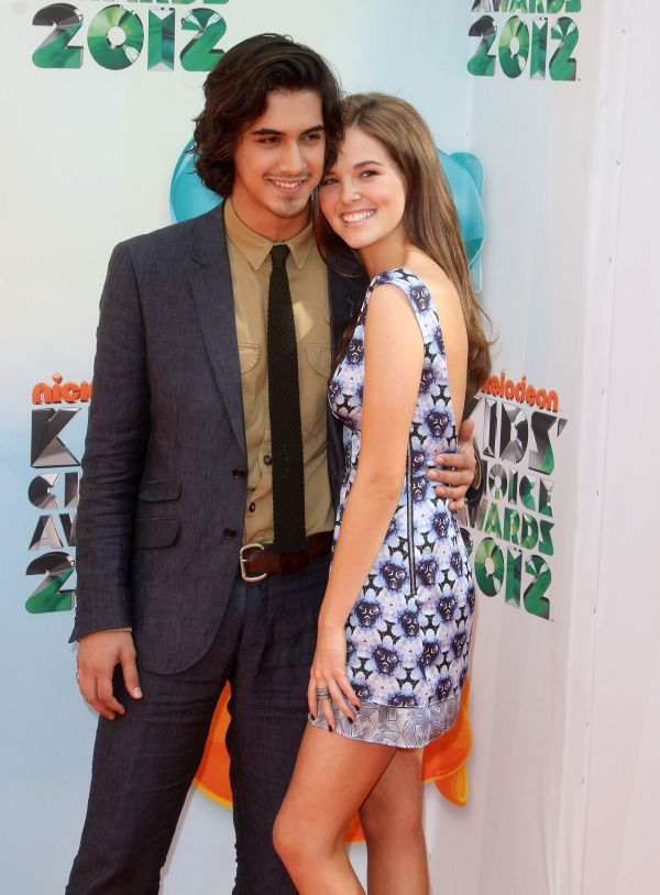 Twisted Star Avan Jogia and Zoey Deutch One of Hollywood's ...