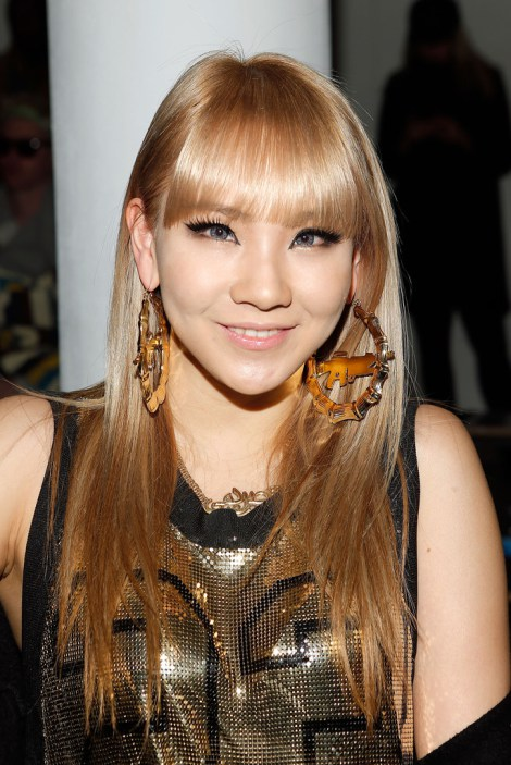 2NE1's Chaelin Lee band vocalist