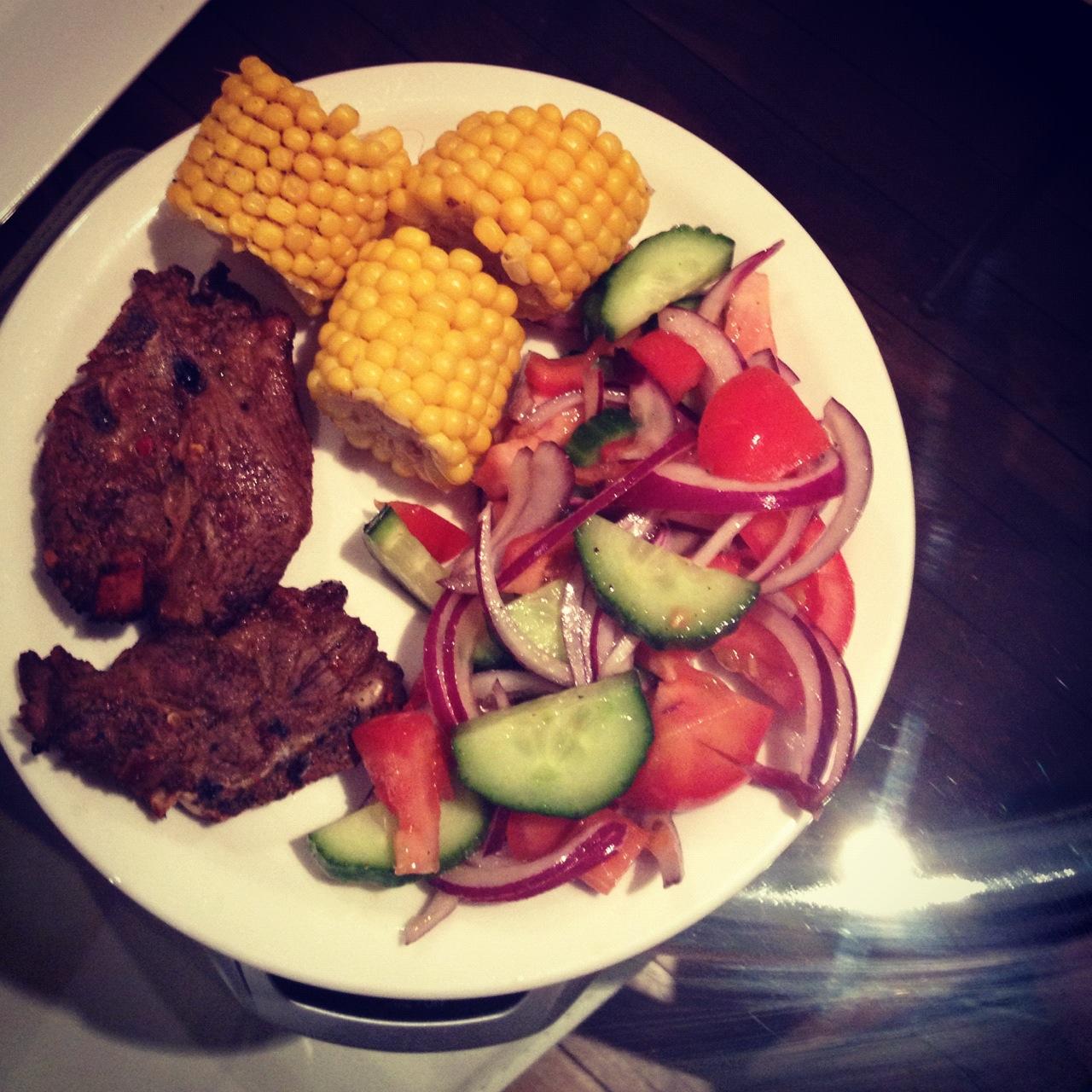 CSIRO Meat diet plan