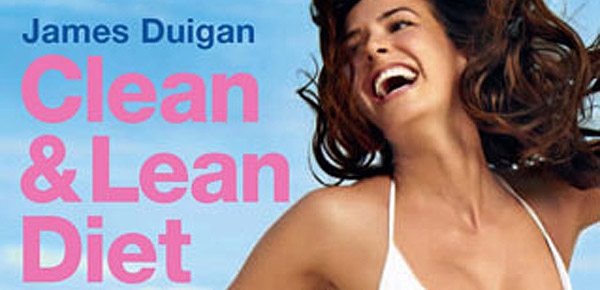 Clean and Lean Diet crafted by James Duigan