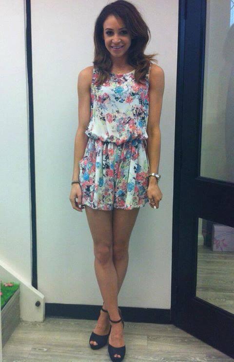 Danielle Peazer height