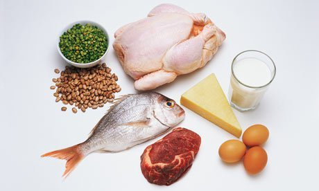 Dukan Diet eatables