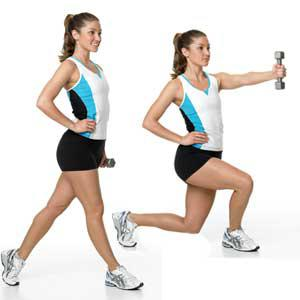 women's workout routine diet plan for athletic body